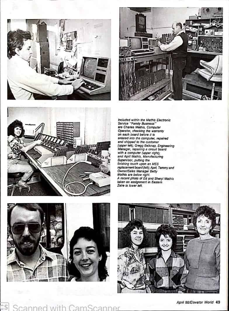 History of Mathis Electronics Image 2