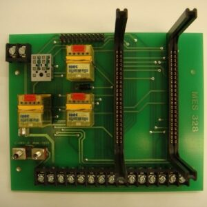 MAC Mother Board without relays B-47136, P-15766. MES328