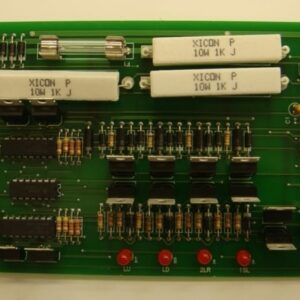 Optical Leveling Control Board 9811266, 126125, 112261, 145557. MES123