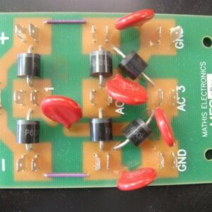 Rectifier 3 phase 6 amp 115298, 67967, 9841246, MES184